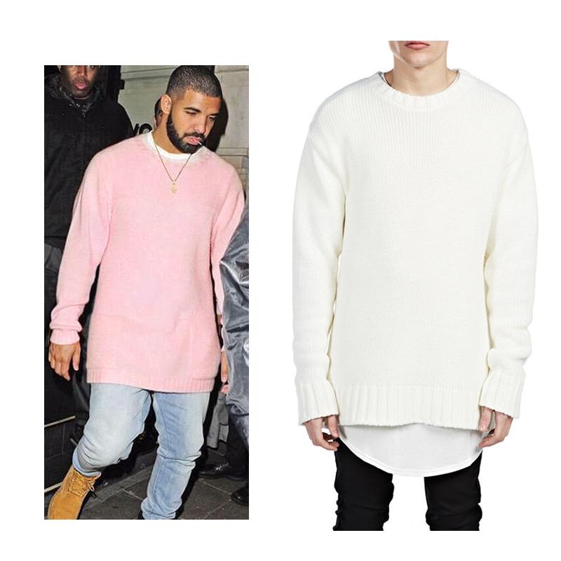new-fashion-pink-black-mens-christmas-sweater-hip-hop-swag ...