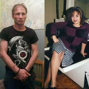 Cannibal Couple who used human meat for pies in Russia