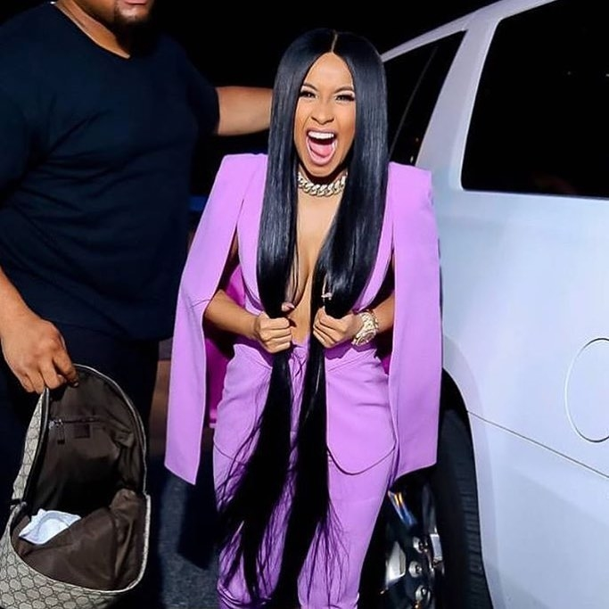 Cardi B Makes History As First Female Rapper To Reach No 1