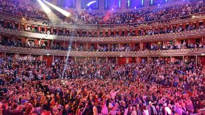 Wizkid Becomes First African Artist To Sell Out Royal Albert Hall in London