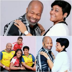 Actor Yemi Solade And Wife Celebrate Wedding Anniversary, family