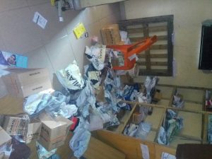 Jumia store in portharcout robbed