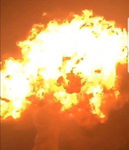 Ghana Atomic Junction Fire