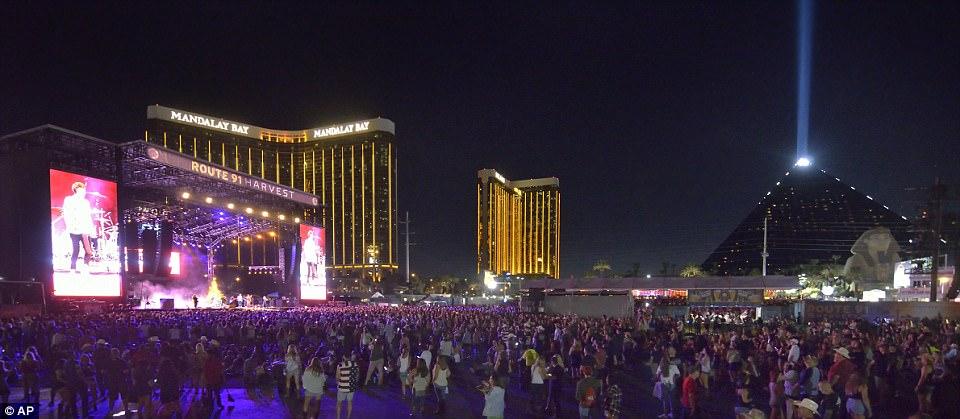 Over 20 Killed, More Than 100 Injured In Las Vegas Mandalay Bay Shooting