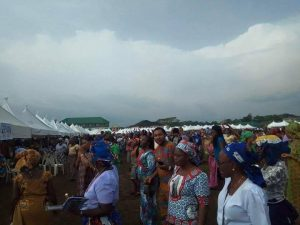 Holy Mary Allegedly Appears In Benin