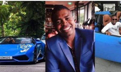 Nigerian 'Lamborghini Driver' Charged In Connection With Fraud, Money Laundering