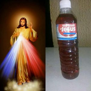 'Blood Of Jesus' Sold For N2000 In Akwa Ibom