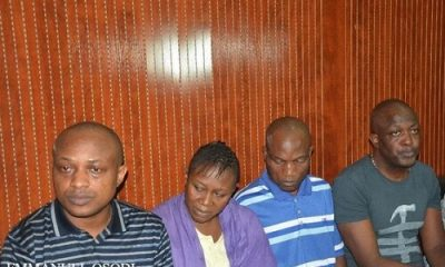Billionaire kidnapper Evans changes plea to 'not guilty'