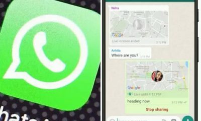 Whatsapp Launches New Feature To Let You Track Your Friends In Real Time