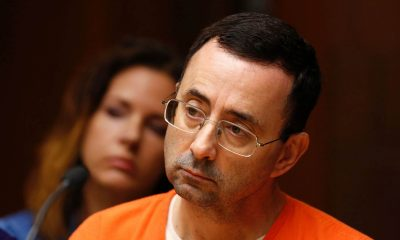 Ex U.S. Gymnastics Team Doctor Disgraced!
