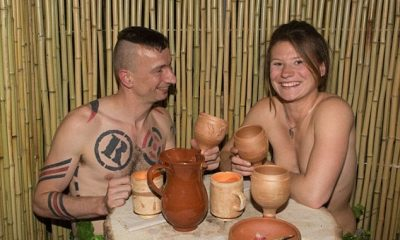 World's First Naked Restaurant Set To Return Permanently