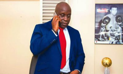 Ambode Sacks Lagos Sports Commission Boss, Deji Tinubu