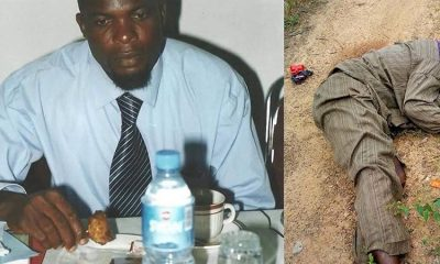 Nigerian OAP Shot Dead While Hunting In Ekiti