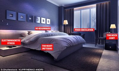 Feng Shui Expert Reveals Five Mistakes In Your Bedroom That Prevents You From Sleeping