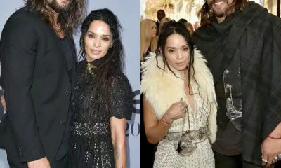 Its Official! Jason Momoa And Lisa Bonet Marry In Secret Ceremony