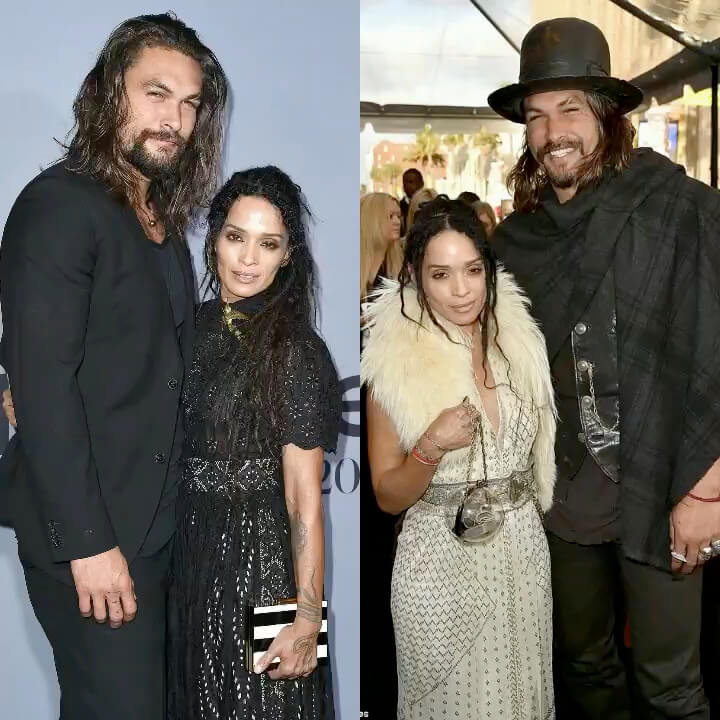 Its Official! Jason Momoa And Lisa Bonet Marry In Secret