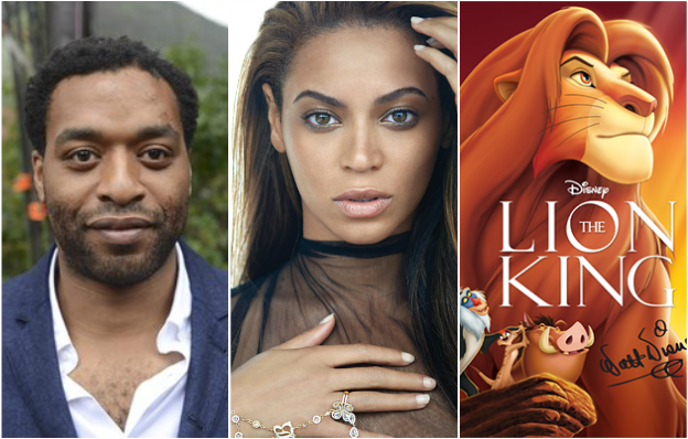 Chiwetel Ejiofor, Beyonce, James Earl Jones, Others To Star In 'The Lion King' Remake
