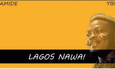 Olamide Releases Seventh Studio Album 'Lagos Nawa'
