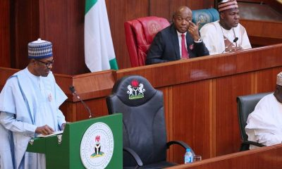 Full Speech: Buhari Presents N8.612 Trillion 2018 Budget To National Assembly