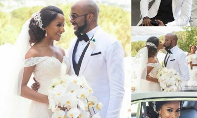 #BAAD2017: First Photos From The Wellingtons' White Wedding