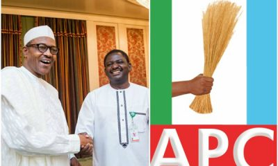 'APC Has No Presidential Candidate For 2019' -Femi Adesina