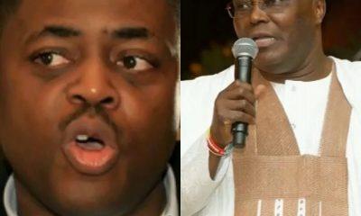 'Congrats For Dumping The Plague Called APC', FFK Tells Atiku
