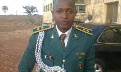 Nigerian Army Staff Sergeant Kills Captain, 4 Others