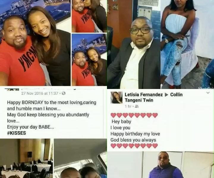 Mr Casanova! Man Gets Birthday Messages From 4 Of His Lovers On Facebook