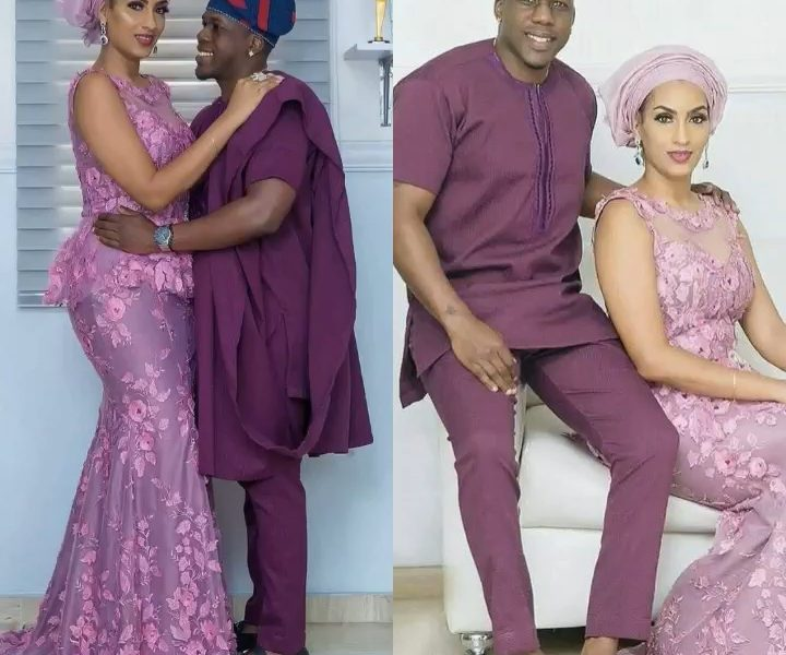 Juliet Ibrahim And Iceberg Slim Debunk Wedding Rumors