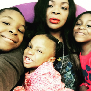 Nollywood Actress Sandra Achums Welcomes 4th Child In Germany