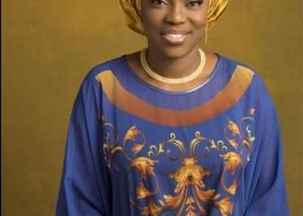 Mrs. Bolanle Ambode, wife of the Governor of Lagos State