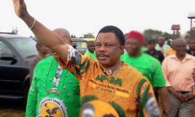 APGA's Willie Obiano has defeated PDP and APC to win all 21 local governments in Anambra state at the 2017 Anambra Governorship Elections. The official results from the local government area's as announced by INEC below Idemili North LGA Registered voters: 178,568 Accredited voters: 25,254 APC: 4,632 APGA: 12,180 (Winner) PDP: 2,767 UPP: 2,847 ------------------------------------------------------------------------------------------------------- Anambra West LGA Registered voters: 51,012 Accredited voters: 15,628 APC: 4,261 APGA: 8,152 (Winner) PDP: 1,578 UPP: 207 Results from two polling units in Anambra West LGA were cancelled. Reason: over-voting --------------------------------------------------------------------------------------------------------- Nnewi North LGA Registered voters: 115,662 Accredited voters: 21,880 APC: 3616 APGA: 10,845 (Winner) PDP: 4,157 UPP: 5 ------------------------------------------------------------------------------------------------------------- Nnewi South LGA Registered voters: 72,431 Accredited voters: 18,658 APGA: 10,465 (Winner) APC: 2,765 PDP: 3,255 UPP: 596 ----------------------------------------------------------------------------------------------------- Anambra East LGA Registered voters: 72,886 Accredited voters: 29,299 APGA: 20,510 (Winner) APC: 5,248 PDP: 1,132 UPP: 53 ---------------------------------------------------------------------------------------------------------- Ihiala LGA Registered voters: 124,588 Accredited voters: 29,999 APC: 7,894 APGA: 14,379 (Winner) PDP: 4,706 UPP: 128 ------------------------------------------------------------------------------------------------------------- Onitsha South LGA Registered voters: 145,876 Accredited voters: 14,634 APC: 2012 APGA: 7082 (Winner) PDP: 3,423 UPP: 471 ------------------------------------------------------------------------------------------------------------ Awka North LGA Registered voters: 54,390 Accredited voters: 16,119 APGA: 7162 (Winner) APC: 3727 PDP: 3347 UPP: 92 -------------------------------------------------------------------------------------------------------------------- Orumba North LGA Registered voters: 79,022 Accredited voters: 18,339 APC: 3,551 APGA: 8,766 (Winner) PDP: 3,865 UPP: 190 -------------------------------------------------------------------------------------------------------- Oyi LGA Registered voters: 89,157 Accredited voters: 19,931 APC: 5,085 APGA: 11,840 (Winner) PDP: 1,296 UPP: 111 ------------------------------------------------------------------------------------------------------------ Idemili South LGA Registered voters: 94,197 Accredited voters: 14,205 APC: 4,063 APGA: 5,742 (Winner) PDP: 2,629 UPP: 600 ------------------------------------------------------------------------------------------------------------------ Ogbaru LGA Registered voters: 149,070 Accredited voters: 16,049 APC: 3,415 APGA: 6,615 (Winner) PDP: 4,416 UPP: 59 -------------------------------------------------------------------------------------------------------- Onitsha North LGA Registered voters: 127,865 Accredited voters: 20,806 APC: 3,808 APGA: 10,138 (Winner) PDP: 4,143 UPP: 435 --------------------------------------------------------------------------------------------------------------- Aguata LGA Registered voters: 121,009 Accredited voters: 20,388 APC: 5,807 APGA: 13,167 (Winner) PDP: 4,073 UPP: 280 ------------------------------------------------------------------------------------------------------- Ekwusigo LGA Registered voters: 73,800 Accredited voters: 20,196 APC: 5,412 APGA: 8,595 (Winner) PDP: 3,856 UPP: 320 -------------------------------------------------------------------------------------------------------- Orumba South LGA Registered voters: 63,149 Accredited voters: 16,528 APGA: 8,125 (Winner) APC: 3,808 PDP: 2,412 UPP: 465 ---------------------------------------------------------------------------------------------------------------- Anaocha LGA Registered voters: 89,515 Accredited voters: 25,474 APGA: 11,237 (Winner) APC: 5,297 PDP: 6554 UPP: 446 -------------------------------------------------------------------------------------------------------------------- Anyamelum LGA Registered voters: 60,034 Accredited voters: 23,837 APC: 5,412 APGA: 14,593 (Winner) PDP: 2,323 UPP: 77 ------------------------------------------------------------------------------------------------------------ Awka South LGA Registered voters: 149,279 Accredited voters: 36,114 APC: 6,167 APGA: 18,957 (Winner) PDP: 5354 UPP: 150 ----------------------------------------------------------------------------------------------------------- Dunukofia LGA Registered voters: 63,861 Accredited voters: 18,632 APC 7,016 APGA 8,575 (Winner) PDP 1,830 UPP 106 ------------------------------------------------------------------------------------------------------- Njikoka LGA Registered voters: 88793 Accredited voters: 28346 APC: 5756 APGA: 16944 (Winner) PDP: 3477 UPP: 108