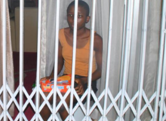 Police Rescues 13 Years Old Girl Locked Indoors By NNPC Staff (Photos)
