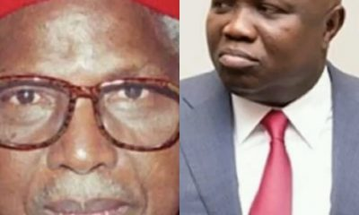 Ambode Mourns Death Of First Vice President, Alex Ekwueme
