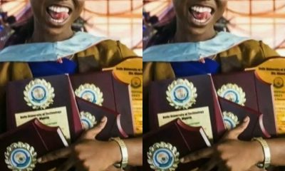 Beauty And Brains! Meet The Best Graduating Student Of Bells University With CGPA of 4.97