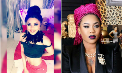 Bobrisky Reveals Why Toyin Lawani Got Him He Was Arrested Yesterday
