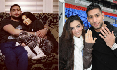 Amir Khan And Pregnant Wife Faryal Makhdoom Back Together Months After Explosive Twitter Fight Involving Anthony Joshua