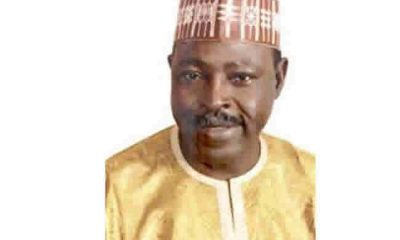 Plateau PDP Chairman Damishi Sango, Son, Others Abducted