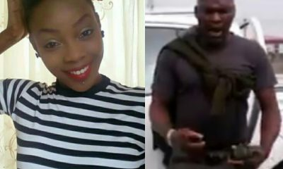 If I Die, Look For Me At ajiwe Police Station' - Actress April Joju Muse Cries Out As She's Being Harassed By Police Officer