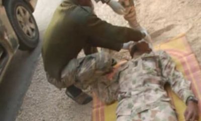 Frustrated soldier Commits Suicide In Yobe