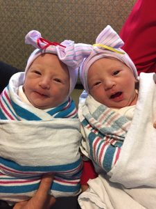 Man Born Without Limbs Welcome Twin Children