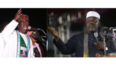 Atiku's Exit; Not Good For APC; Tinubu Is Crying More Than The Bereaved - Okorocha