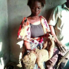 Woman buries son alive