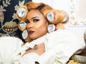 Nollywood actress, Iyabo Ojo shares sexy new photos ahead of her 40th birthday this weekend