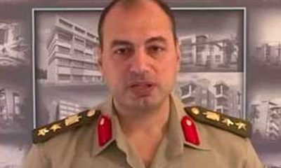 Army colonel to spend six years in jail for announcing presidential ambition in Egypt