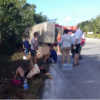 Bus Crashes Killing 12 People (11 tourists And Tour Guide) In Mexico