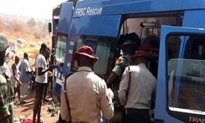 11 Women Traveling With A Bride Die In Kano Auto Crash - FRSC