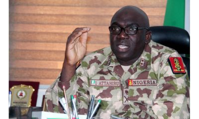 Nigeria Appoints New Chief To Take Over Boko Haram War