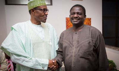 Femi Adesina Lists 17 Highlights Of President Buhari's Administration In 2017