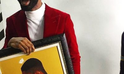 Singer Ric Hassani Injured After An Early Morning Ghastly Accident In Lagos